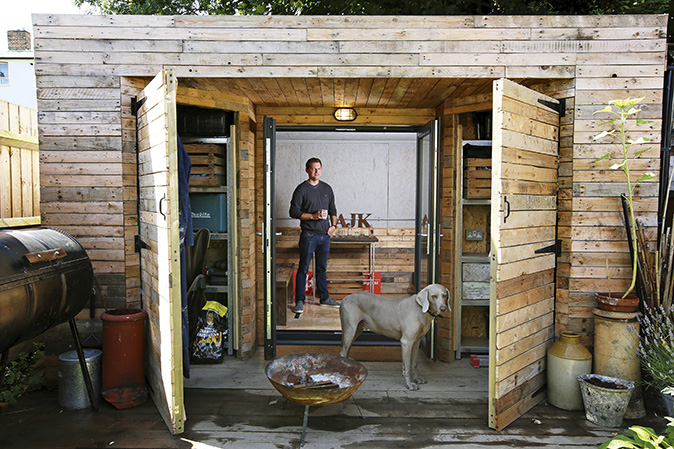 The Ultimate Man Cave 5 Unique Sheds To Inspire Your