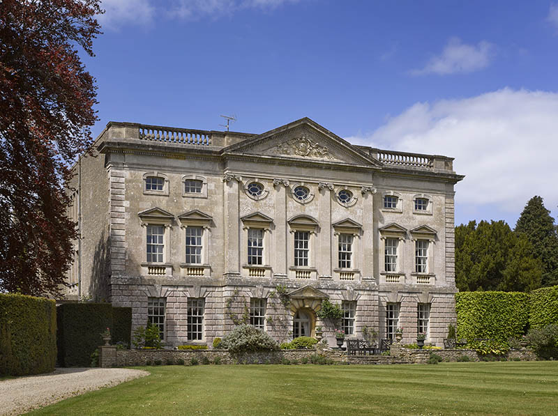 Upton House A Beautiful 1750 Creation By Halfpenny