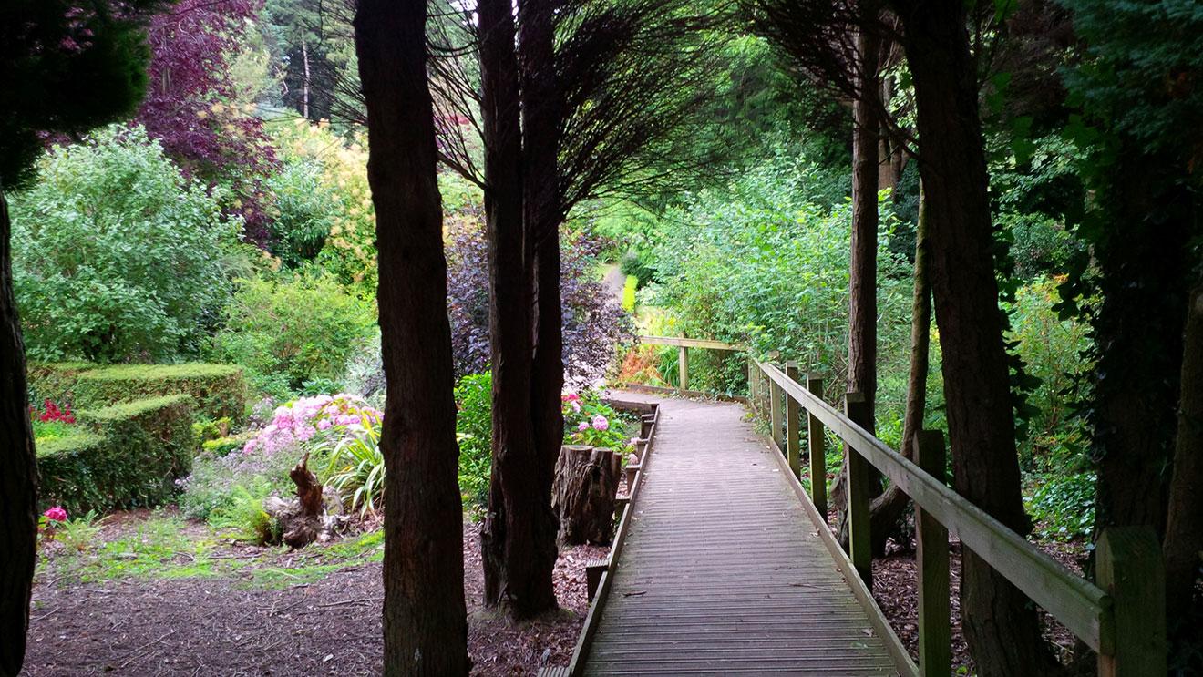 Linda Vista Gardens, Abergavenny