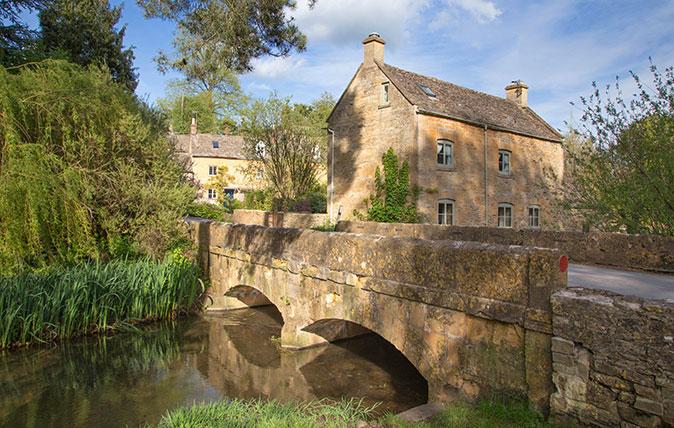 Gloucestershire - Naunton
