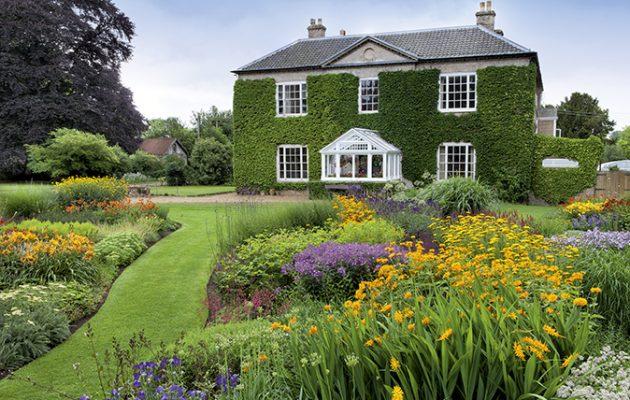 the dell garden