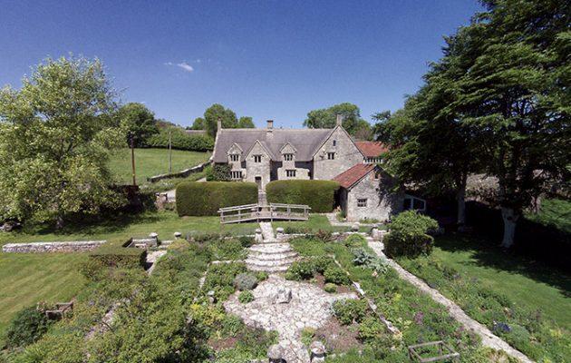 Chicksgrove Manor Farm