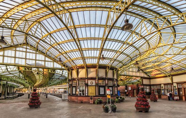 Britain S Great Railway Stations Victorian Eclecticism