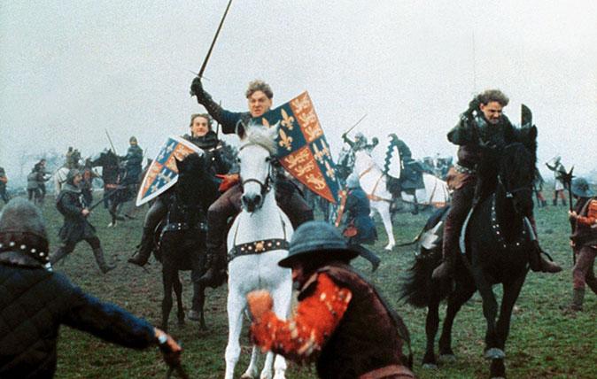 Kenneth Branagh's Henry V