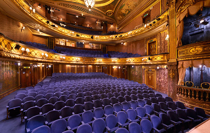 Theatre Royal Haymarket ©Peter Dazeley