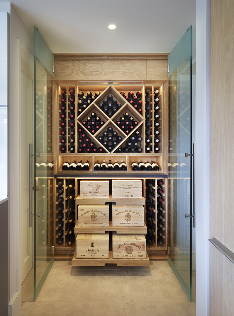Seven Stupendous Wine Cellars Which Go Way Beyond Dusty
