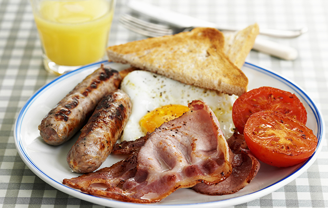 10 Reasons Why The Full English Breakfast Is One Of The