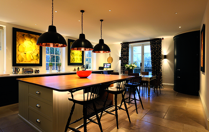 Bright ideas: How to light your kitchen