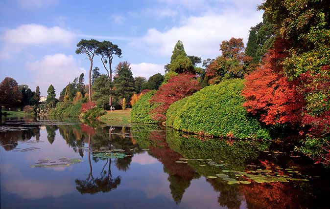 Sheffield Park - a Capability Brown landscape