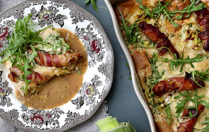 How to make Toad in the hole, the ultimate British comfort food