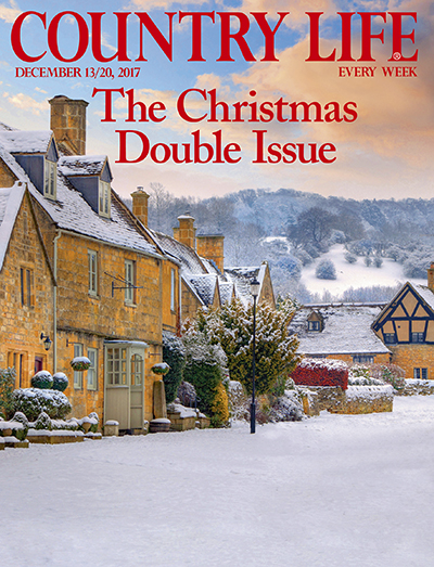 Country Life December 13 20 2017 Christmas Double Issue