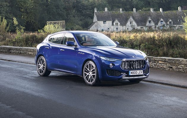 maserati levante review 39 an angry gargoyle grafted onto the body of a pedigree racehorse. Black Bedroom Furniture Sets. Home Design Ideas