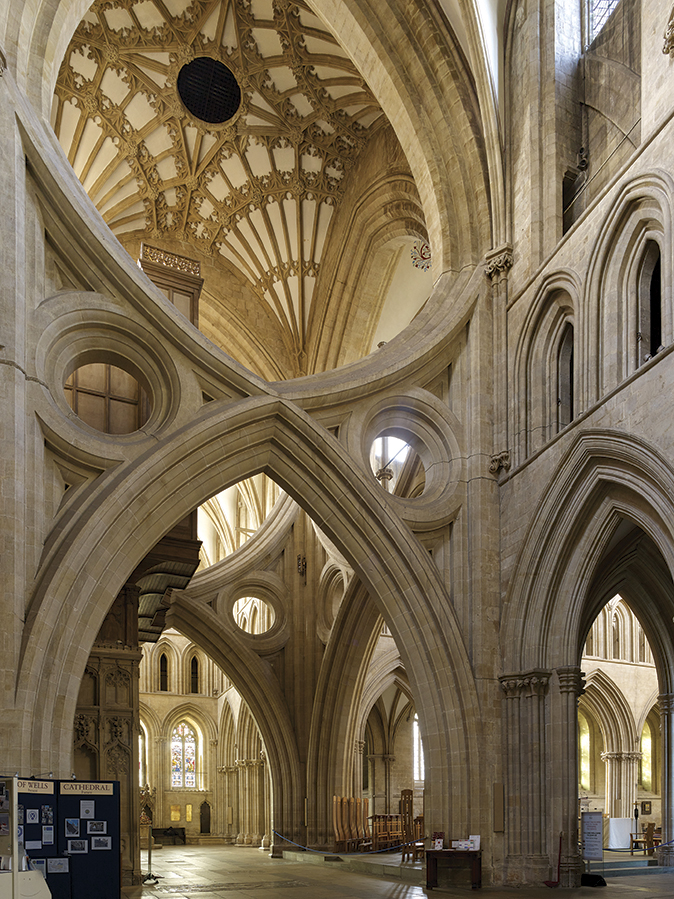 wells cathedral somerset a symphony of architecture country life