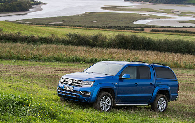 VW Amarok review: The poshest pick-up truck on the road