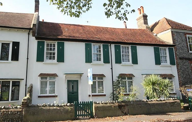 Six lovely cottages bursting with character, close to London – and all under £390,000