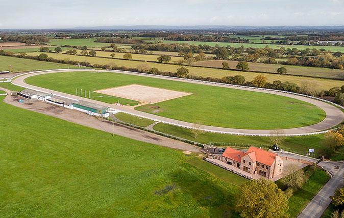 York Harness Raceway