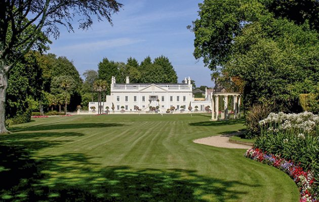... Coast Of Jersey Boasts Magnificent Landscaped Gardens And Grounds, With  Beautiful Serpentine, A Wildlife Lake And A Stunning Japanese Water Garden.