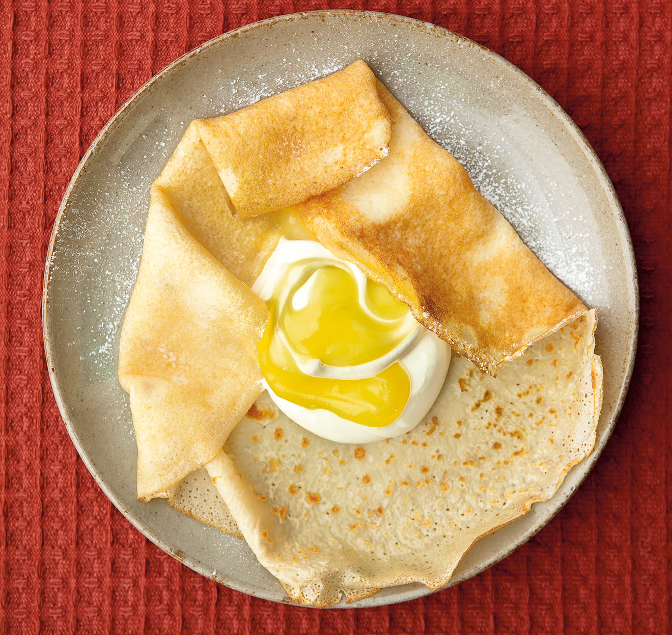 Six perfect and mouthwatering pancake recipes for Shrove Tuesday