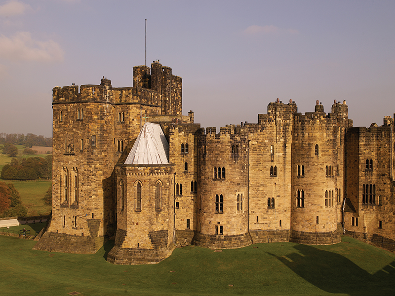 Alnwick Castle - UK Heritage Awards 2018 Winner of Best Family Day Out