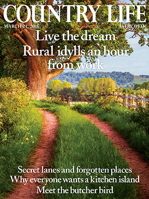 Cover of Country Life March 21 2018