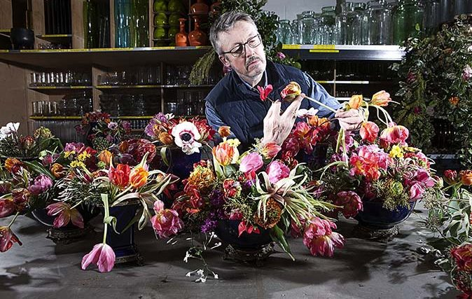 The Florist: 'What I do is like good cooking – if you have
