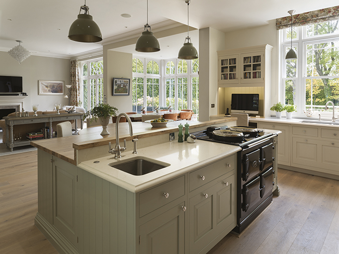 What Is A Kitchen Island With Pictures: Nine Lovely Kitchen Islands