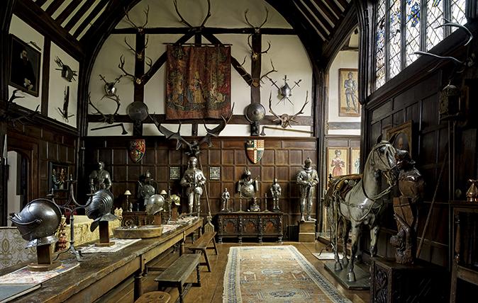 Ockwells Manor Berkshire An Insight Into The Splendours