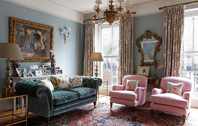 Gavin Houghton - designer's room