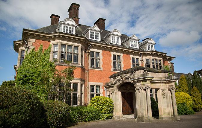 Dunchurch Park Hotel Warwickshire