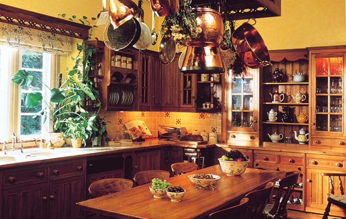 Mark Wilkinson kitchen designer