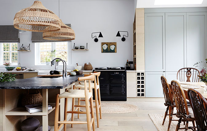 The Designer's Room: Victoria Meale's vision of a kitchen that's a hub for family life - Country Life