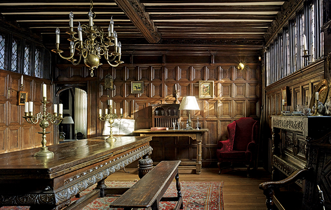Toys For Big Boys >> Alston Court, Suffolk: A vivid insight into Tudor living on the grand scale - Country Life
