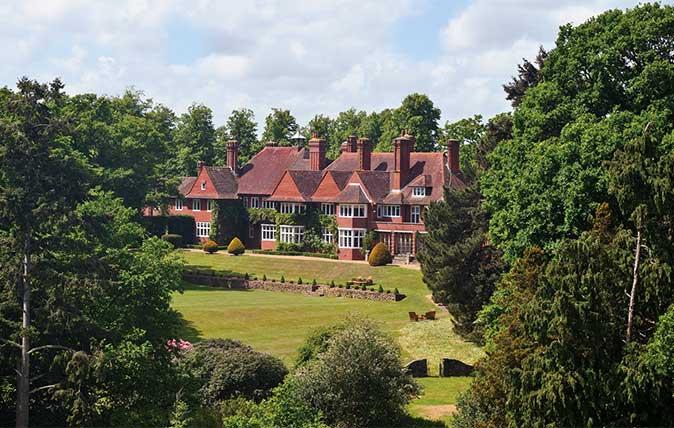 Lock House - former home of Adele