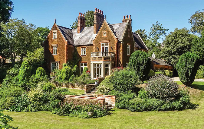The Old Vicarage, Sedgeford