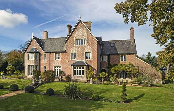 The Old Vicarage (Knight Frank)