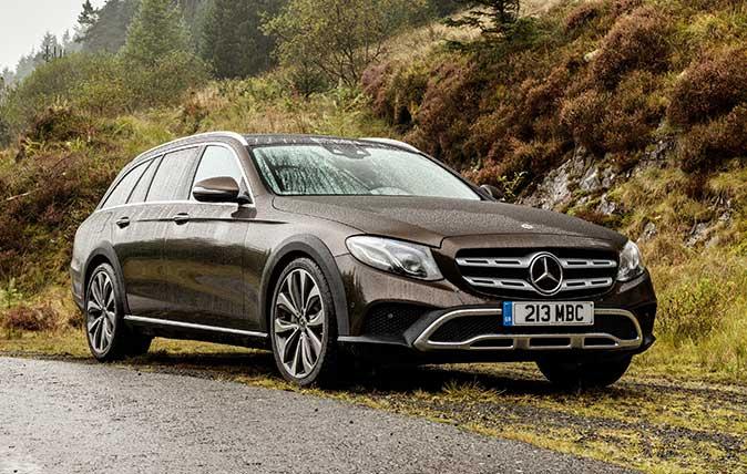 Mercedes All-Terrain E350d