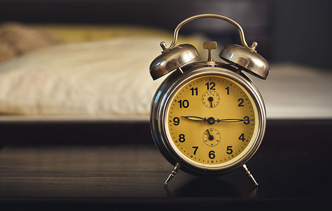 Curious Questions: Why do you wake up just before the alarm goes off?