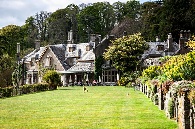 Humphry Repton's 'secret country gem' at Endsleigh, one of the finest hotel gardens in Britain - Country Life