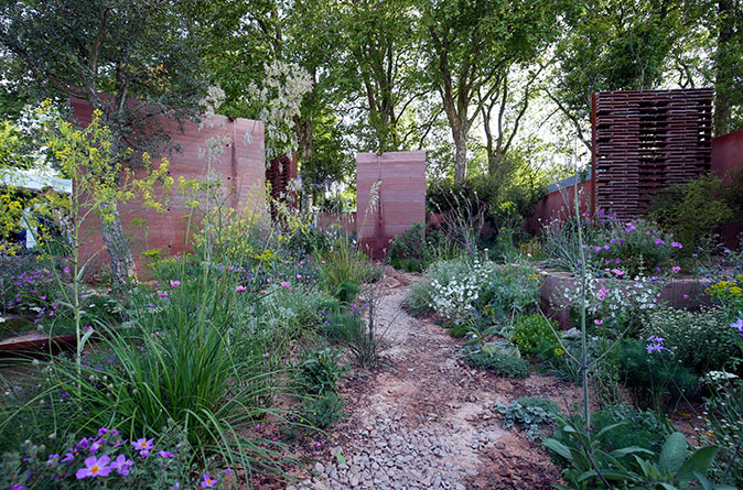 All the 2018 chelsea flower show medal winners country life - Chelsea flower show gold medal winners ...