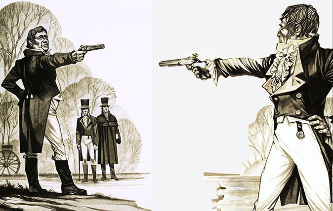 Αποτέλεσμα εικόνας για pistol duel