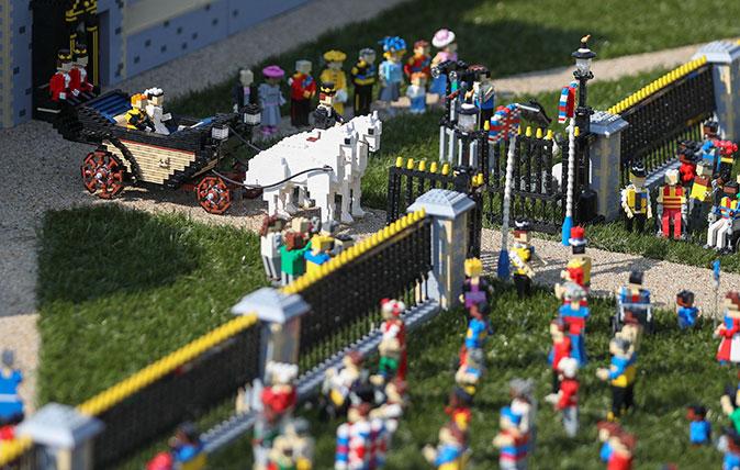 Legoland royal wedding
