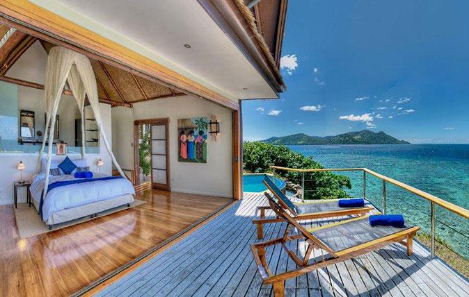 Royal Davui Island, Fiji - fit for a royal honeymoon