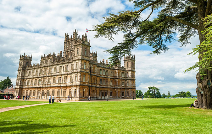 Life After Downton Abbey How Highclere Castle Is Moving On