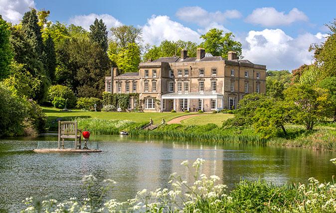 Hexton Manor (Pic: Savills)