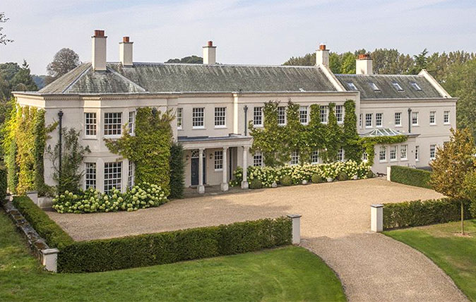 Aylesford House