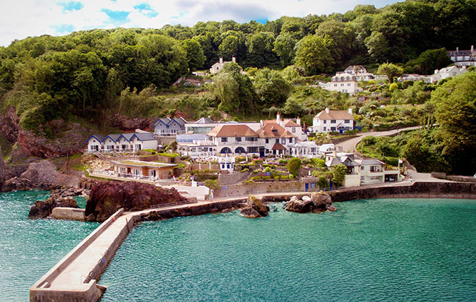 Cary Arms & Spa, Babbacombe Bay