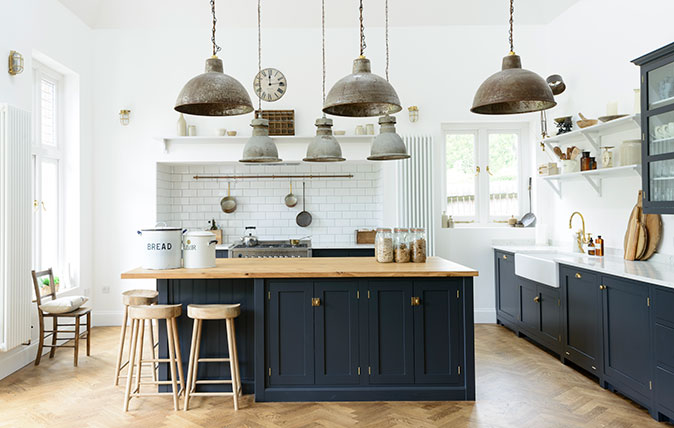 Kitchen by deVOL senior designer Helen Robson