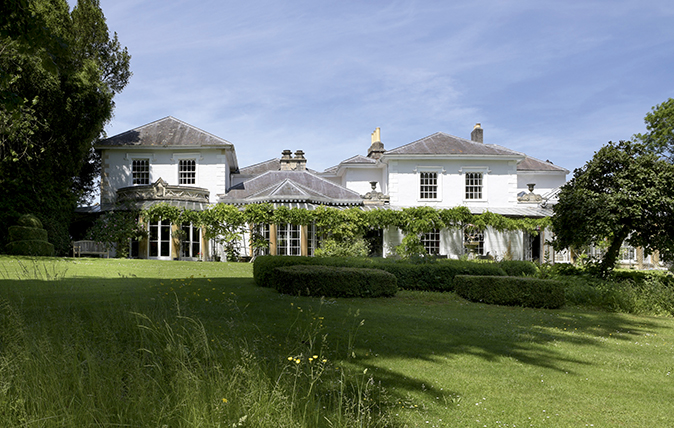 Hapsford House
