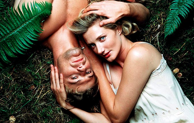 Sean Bean and Joely Richardson featured in the BBC's famous 1990s adaptation of Lady Chatterley's Lover