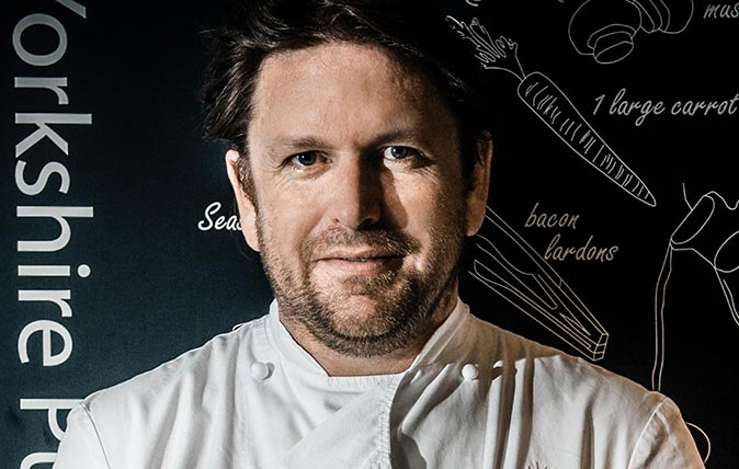 James Martin, is a British chef and television presenter, best known for presenting the BBC cookery series Saturday Kitchen